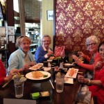 Everyone enjoyed themselves and our resident was thrilled to share her favorite restaurant with her friends.