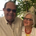 John and Marilyn loved attending our Annual Mother's Day Brunch.