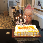 Blow out the candles!  Happy Birthday Marise!   We love your style, smile and sparkle...   Enjoy your day! We wish you the best, today and tomorrow from everyone here at Sea Bluffs